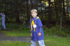 A Year in Scouting - 2008