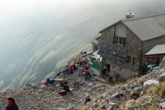 "Glärnischhütte \""Hut Hike\"" 2012"